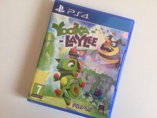 Yooka Laylee – PS4