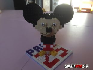MOC Lego Mickey Mouse