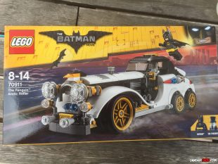 La voiture du Pingouin 70911 -The Lego Batman Movie