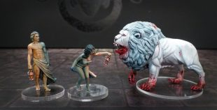 kingdom Death : le survivant !