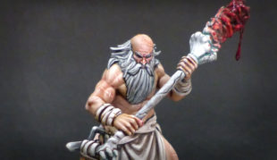 Kingdom Death : Old Survivor