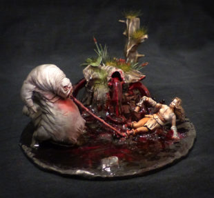 Diorama Kingdom Death