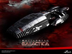 Step By step : Battlestar Galactica, review du kit Revell