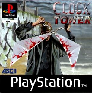 Clock Tower – SFC / PS1
