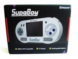 Hyperskin Super Nintendo portable Supaboy