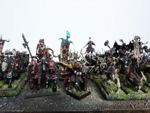 Les figurines de Cuchulainn.