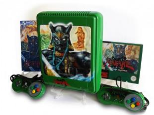 Hagane the final conflict-Super Nintendo