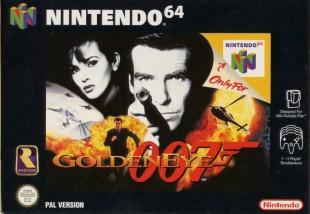 GoldenEye 007 – N64
