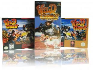 Wild Guns – Super Nintendo
