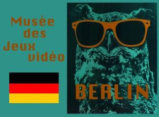 Le musée du jeu vidéo de Berlin