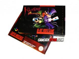 Nightmare Busters-Super Nintendo