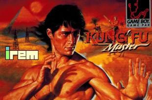 Kung'Fu Master – Game Boy