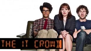 The IT Crowd (geek power !)