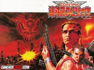 Super Probotector Alien Rebels / Contra Spirits