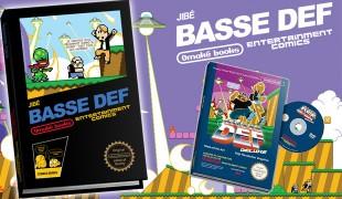 Basse Def, la BD 8-bit de Jibé