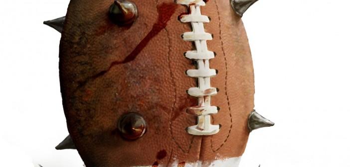 Les sports d'équipes violents sur nos écrans