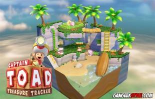 Captain Toad Treasure Tracker – Wii U