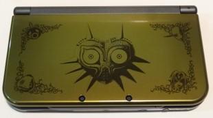 New 3DS XL Majora's Mask et Figurine Skull Kid