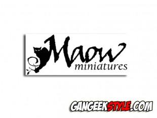 MATOU / Golem Miniatures