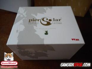 Unboxing Pier Solar edition collector dreamcast