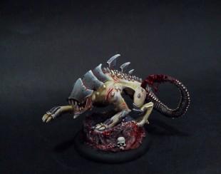 Legion of Everblight : Comment peindre rapidement vos monstres !