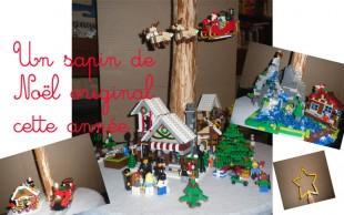 un sapin de Noël original…