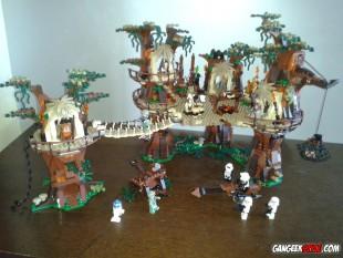 Le village Ewok – Lego Star Wars