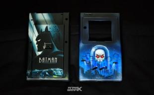Game Boy custom Batman The Animated Series by Anark Grafik