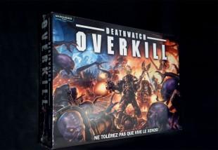Deathwatch Overkill : Unboxing