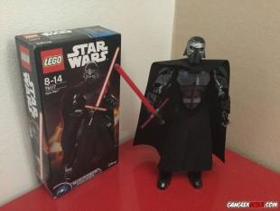 Kylo Ren – Lego Star Wars Buildable Figures