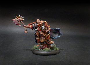 Warhammer : champion du Chaos