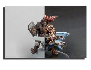 Peinture sur figurine : le guide du débutant