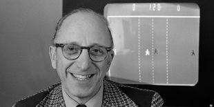 Ralph Baer, père des jeux vidéo…