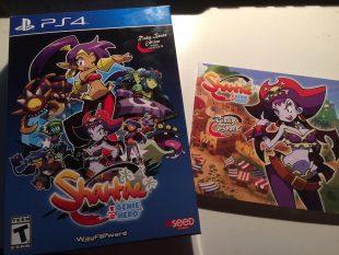 Shantae Half Genie Hero – PS4