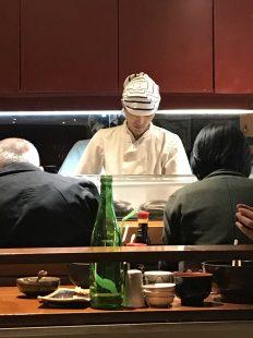 Un gastronome à Paris : le japonais