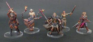 Zombicide Black Plague : Gowan et sa bande !